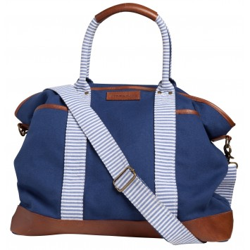 Bluffton Tote - Navy